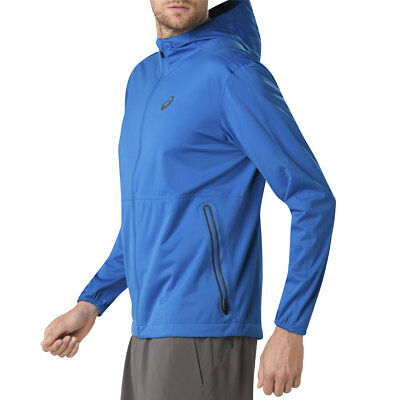 Asics Accelerate Jacket Men | 141235-0819 wind und wasserdicht