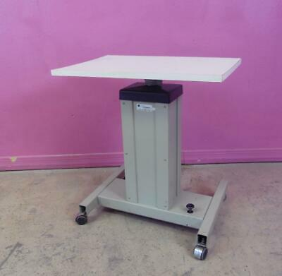 """Ocular Excel Instruments Ophthalmic Optometry Table Mobile Workstation 27""""- 35"""""""
