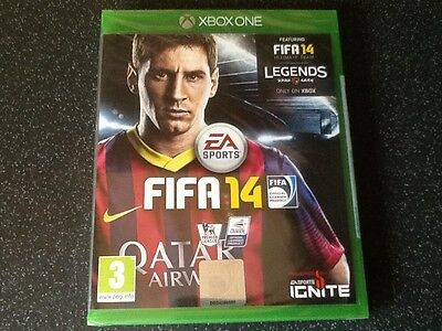FIFA 14 - XBox One - New & Sealed - EUR 4,16 | PicClick FR