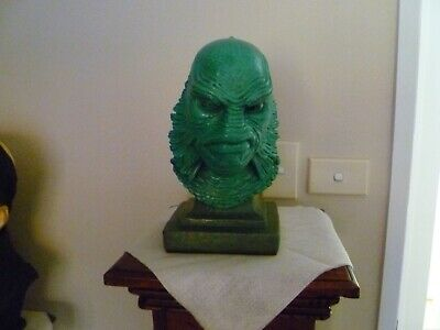 Rare Grin Creature From The Black Lagoon Bust