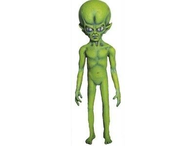 Alien Prop Green Martian Roswell UFO Area 51 ET Extra Terrestrial Haunted House