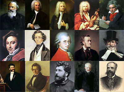 The Most Big Classical Music Collection MP3/FLAC