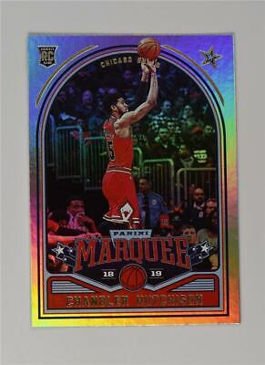 2018-19 Panini Chronicles Marquee Rookies Base #263 Chandler Hutchison
