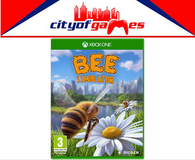 Bee Simulator Xbox One Game Brand New In Stock