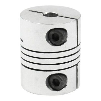 6mm to 6mm CNC Stepper Motor Shaft Coupling Coupler for Encoder T4M2