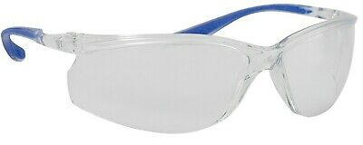 Protector CLEAR S56CR SAFETY SPECTACLE Anti-Scratch & Anti-Fog Lens *Aust Brand
