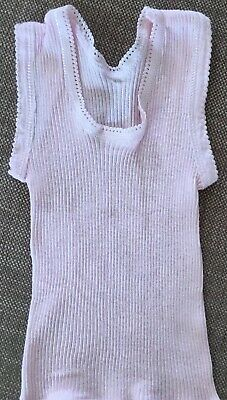 NEW Bonds Baby Girl Singlet (Pink , Size 0000)