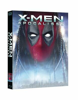 Blu-ray X-Men Apocalypse (Deadpool Collection) - New - Exclusive Italian Import