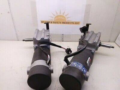 Pride Jazzy 600 Motors, Set of 2 Left and Right