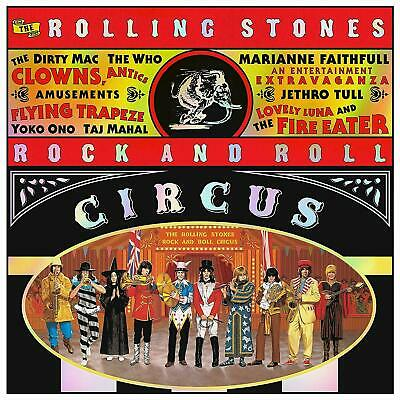 ROLLING STONES ~ ROCK AND ROLL CIRCUS  ~ 3 x 180gsm VINYL LP   ~ *NEW/SEALED*