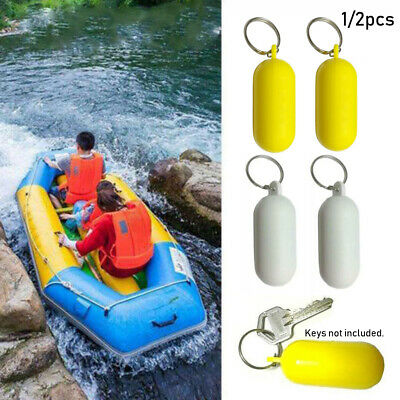 Boat Floating Key ring Float Canal Keychain Kayak keyring Fender Buoyant holder