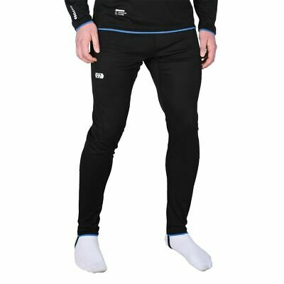 Oxford Cool Dry Thermal Motorcycle Base Layer Motorbike Under Trousers Black
