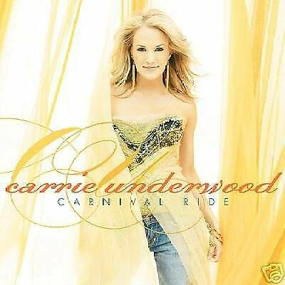 Carnival Ride (CD+DVD) by Carrie Underwood