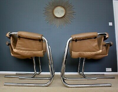 Geoffrey Harcourt for Arkana Dining Table & Chairs Space Age Mid Century Modern