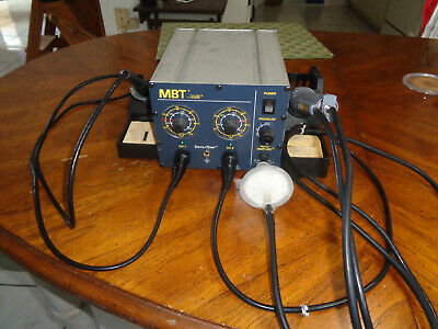 PACE MBT PPS 80A PPS80A SOLDERING DESOLDERING STATION, working perfect.
