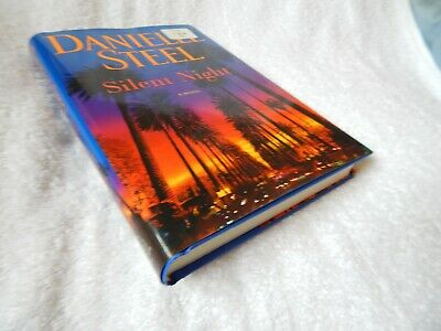 Silent Night by Danielle Steel (Hardcover, 2019)