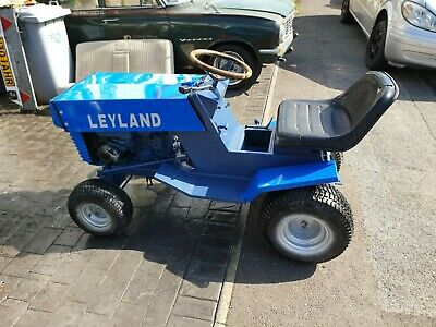 Leyland Ride On Tractor Lawn Mower