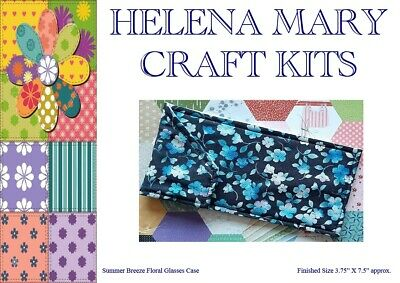 Helena Mary Glasses Case Kit Complete Kit - Summer Breeze Floral