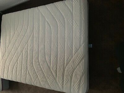brand new 65e15 4db74 TEMPUR MALMO SUPER King Mattress, Comfort Rating 2, Medium ...