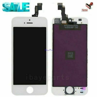 For iPhone SE LCD Screen Touch Display Digitizer White Full Replacement NEW
