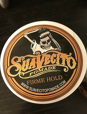 Suavecito Original FIRM  Hold Pomade 4 oz.