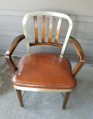 Shaw Walker Chair  40s -50's?