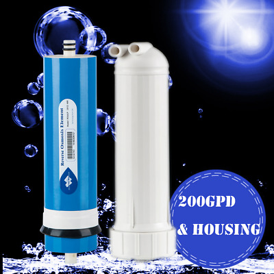 RO Membrane (200GPD) Housing Replace for Whole 2812 Reverse Osmosis Element##