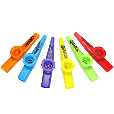 Keepdrum Kazoo Made of Plastic Musikspielzeug Different Colours Horn