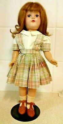 """Ideal Toni doll 15""""  tall - in very good condition - all original"""