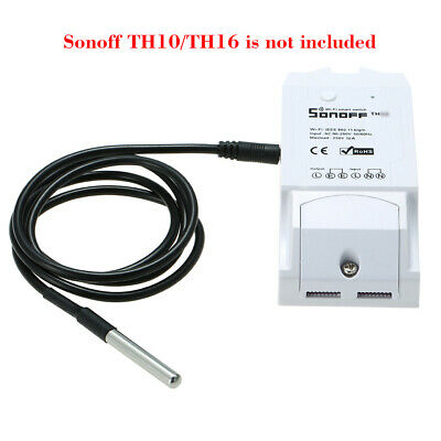 Domotica SONOFF Waterproof DS18B20 Home Automation C8V3