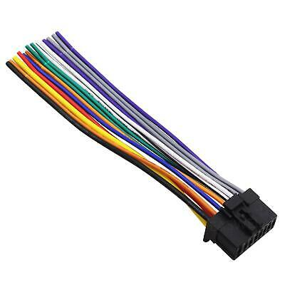 Pioneer DEH-P6500 Aftermarket Stereo Radio Receiver Replacement Wire Harness