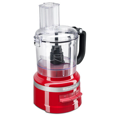 KitchenAid 9 and 12-Cup Food Processor Double Feed Tube Pusher KFP7WP