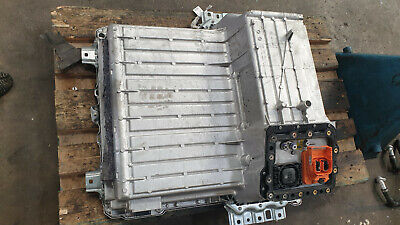 BMW 2017 F30 330e B48 ELECTRICAL HV HIGH VOLTAGE BATTERY AC COOLING