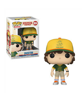 Official Stranger Things POP - Dustin At Camp