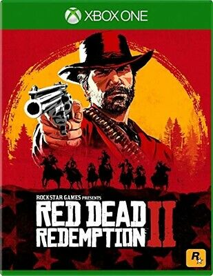 Red Dead Redemption 2 Xbox One Italiano Multilingue