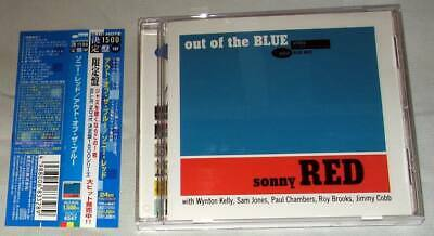 Sonny Red - Out Of The Blue / JAPAN CD (2005 Remastered)