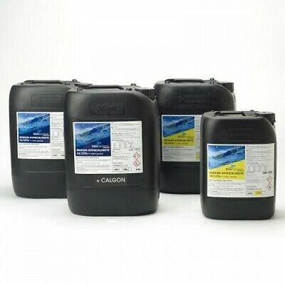 14/15% Sodium Hypochlorite Patio cleaner liquid chlorine 10 litre for moss al...