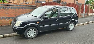 Ford Fusion 1.4 2003 53 MOT TILL MARCH 2020 BARGAIN PX GOOD RUNNER