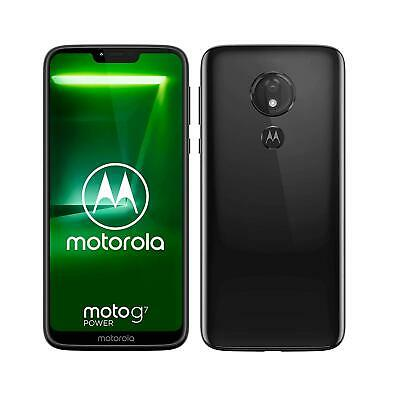 Motorola Moto G7 Power 6.2-Inch Android 9.0 Pie UK Sim-Free Smartphone With 4GB