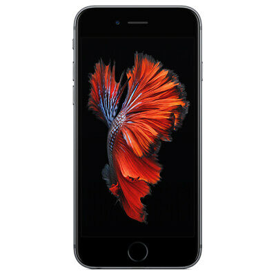 Apple iPhone 6s 32GB Unlocked GSM 4G LTE Dual-Core Phone w/ 12MP Camera - Space