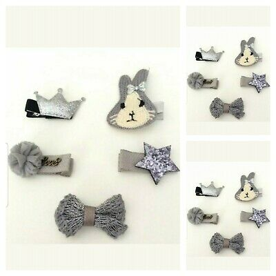 Baby Girls Small Hair Accessories Clips  (SALE)
