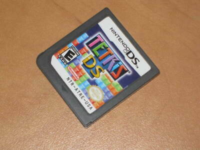 Tetris DS Nintendo DS Game - Cartridge Only - Puzzle Game - Works Perfectly