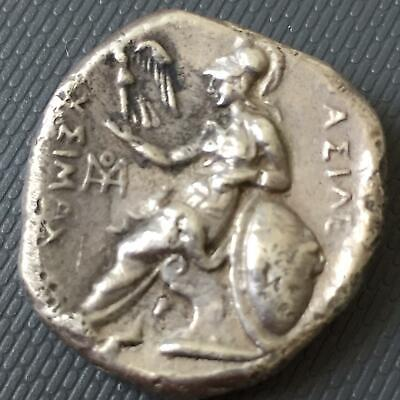 Alexander The Great Ancient Greek /SILVER COIN