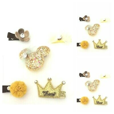 Baby Girls Small  Hair Clips Baby Hair Accessories  (SALE)
