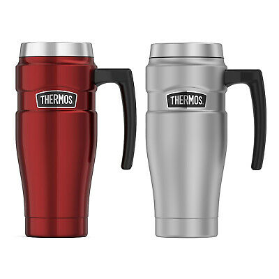 16 Mug Travel OzElement5 Stainless Thermos Steel Insulated Vacuum uiOPXkZ