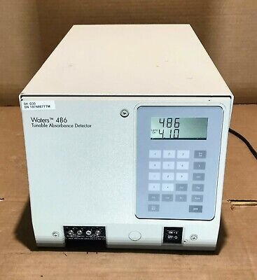 Waters 486 Tunable Absorbance Detector, Single Channel UV/VIS Detector HPLC #2
