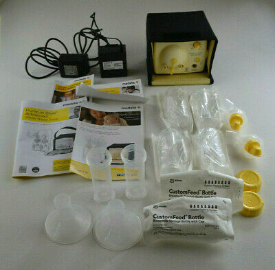 Medela Pump In Style Advanced Starter Kit With Extra Accessories