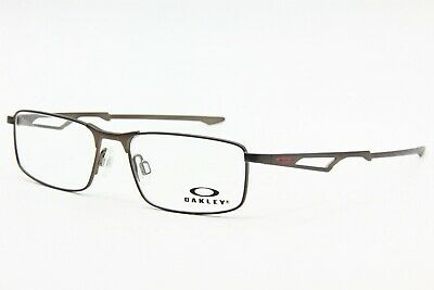 New Oakley Oy3001-0249 Pewter Barspin Xs Authentic Sunglasses W/Case 49-15