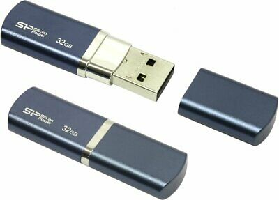 SILICON POWER Clé USB 720 32Go Bleu