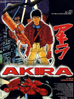 "071 Akira - Red Fighting Hot Japan Anime 2019 Movie 14""x18"" Poster"